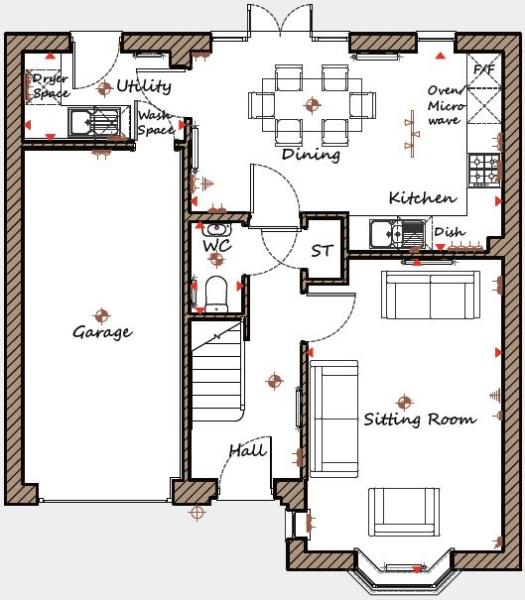The Featherstone Ground-Floor