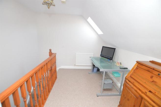 Landing area to bedroom two