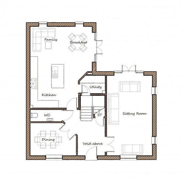 The Bradgate - Ground-Floor