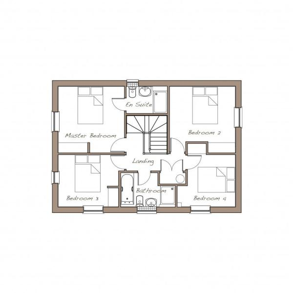 The Bicton - First-Floor