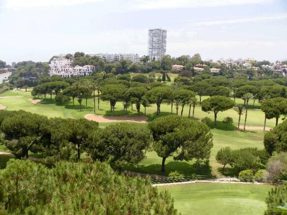 views to golf