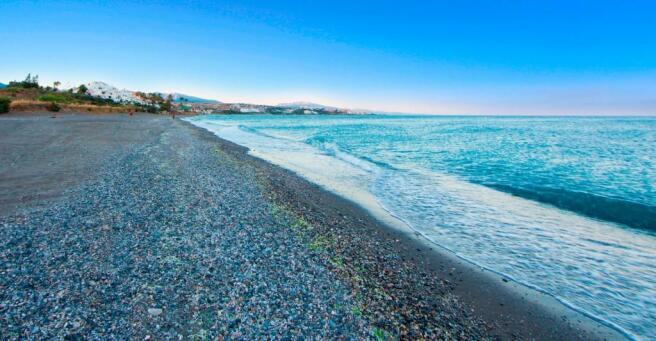 Playa arroyo Vaquero