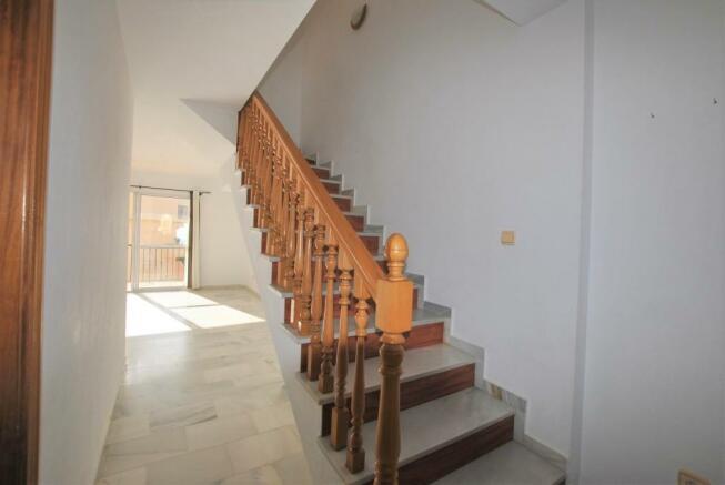 Escalera  Pasillo1 (