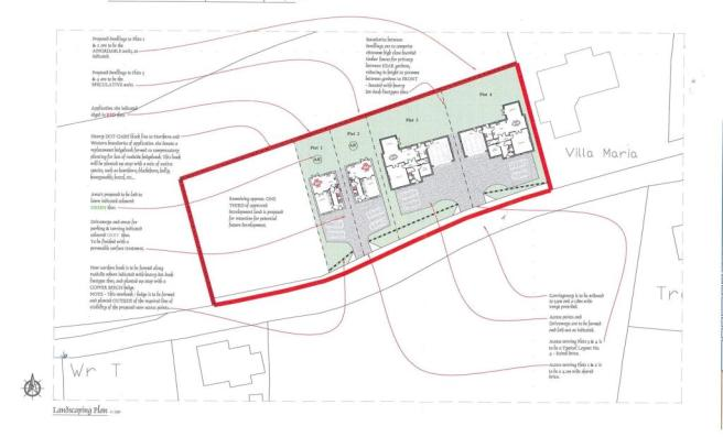 Site Plan and orientation