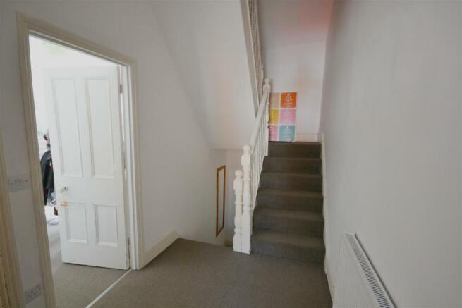 First Floor to Second Floor
