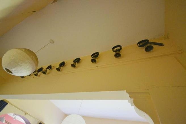 Servants Bells in Breakfast Room