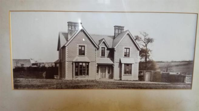 Original Photo of House