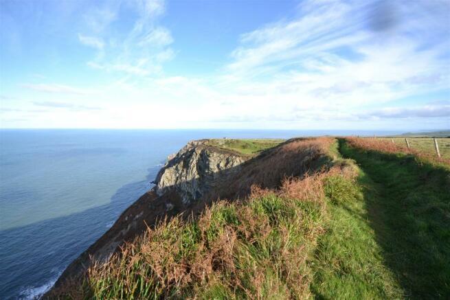Coastal Path and Sea