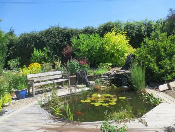Garden in Summer (2)