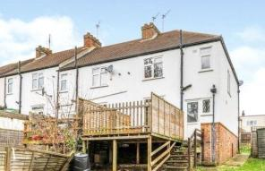 Photo of Thrigby Road, Chessington, KT9