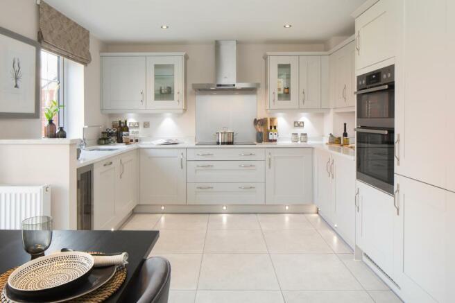 Holden kitchen