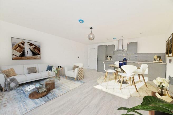 Kitchen /living Area