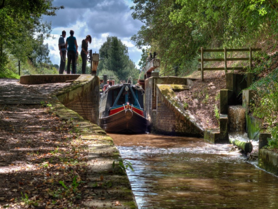 Shropshire Canal