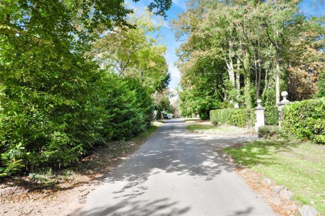Cryfield Grange Road