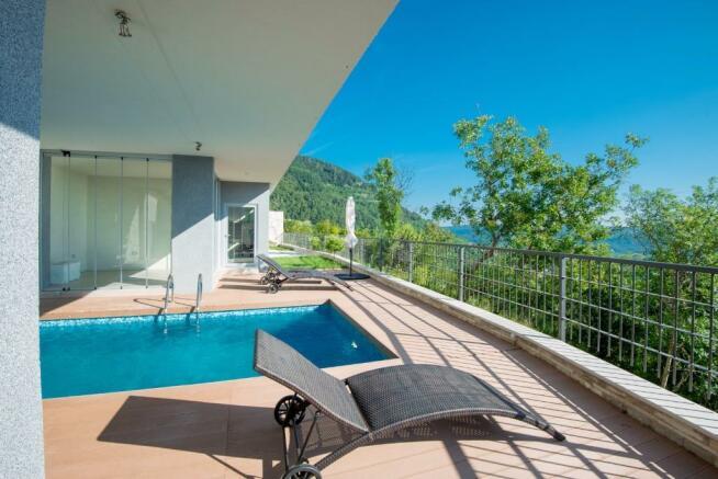 Luxury villa Tivat
