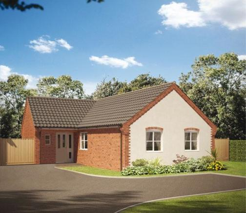 New Homes Bungalows: 3 Bedroom Bungalow For Sale In Norwich Common, Wymondham