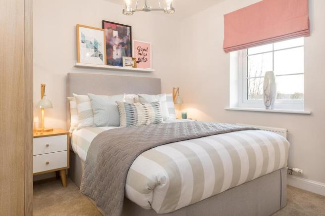 Chester double bedroom