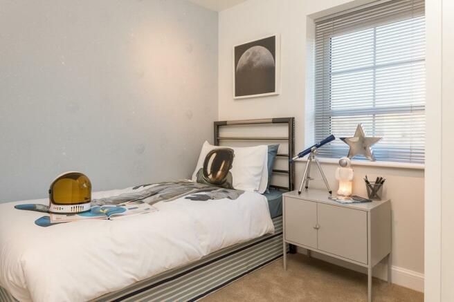 Chester single bedroom