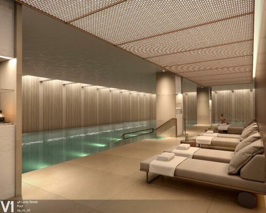 Swimming Pool -CGI
