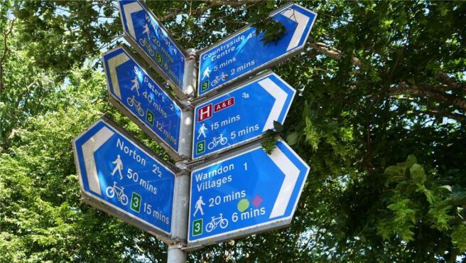 Walk Routes