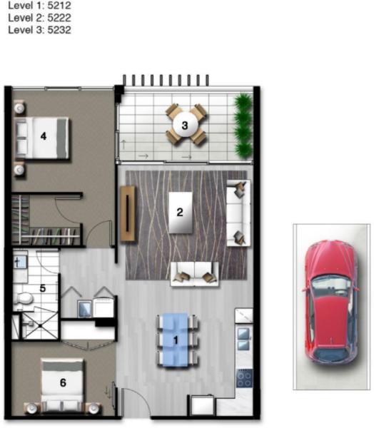 5232 Floor-plan