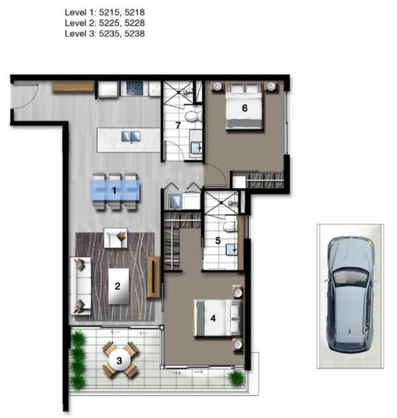 5235 Floor-plan