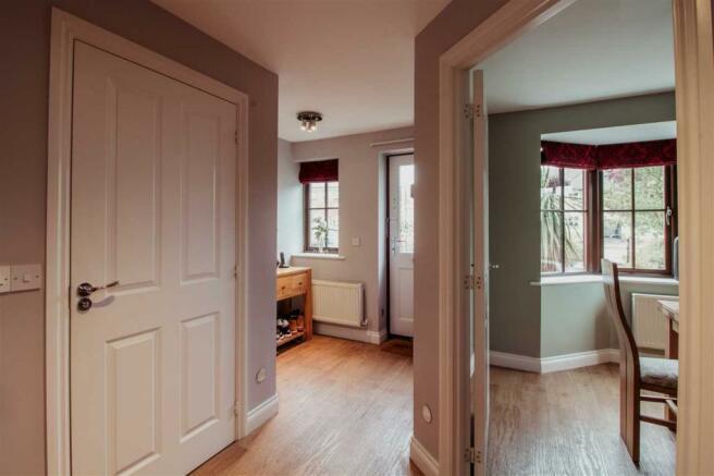 Entrance Hall -