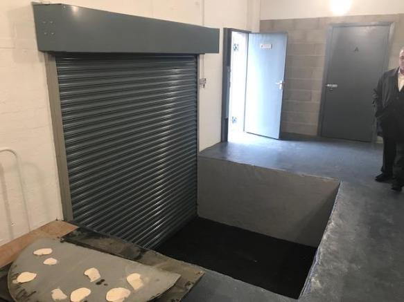 Storage To Rent In Self Store Griffin Works Clement