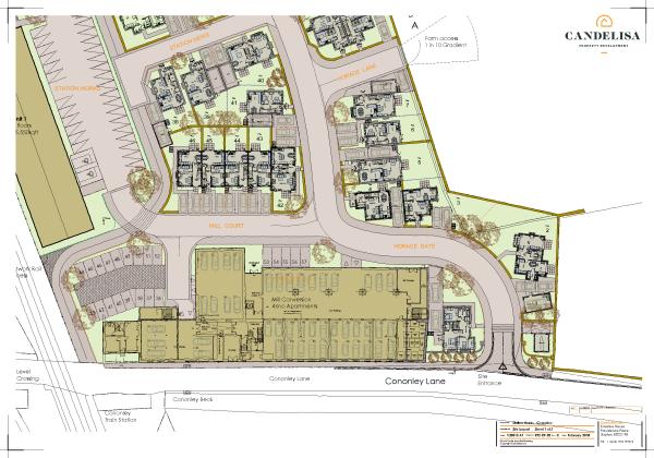 Phase 1 Site Plan