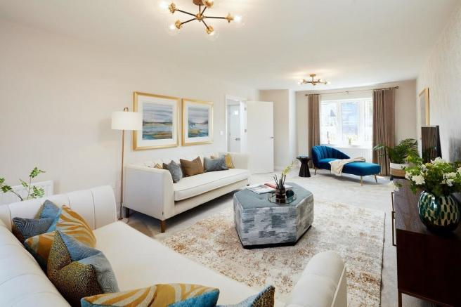Indicative Show Home