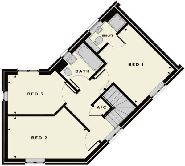 Petworth - F Floor