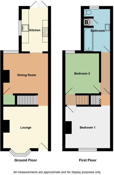 Ground & First Floors