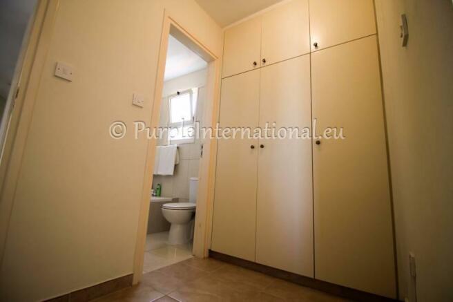 Master Bedroom Cupboards and En Suite Bath