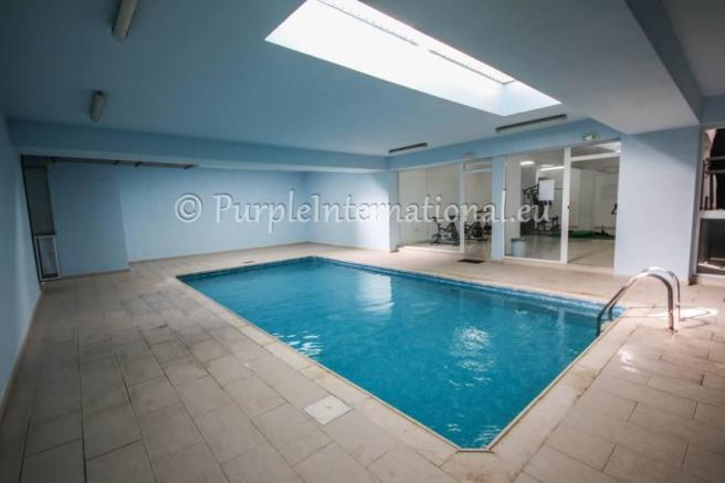 Communal Indoor Heated Pool