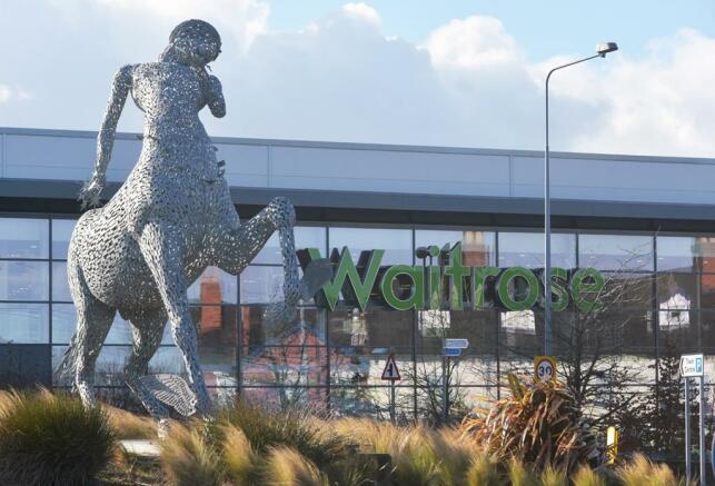 Waitrose in Mansfield