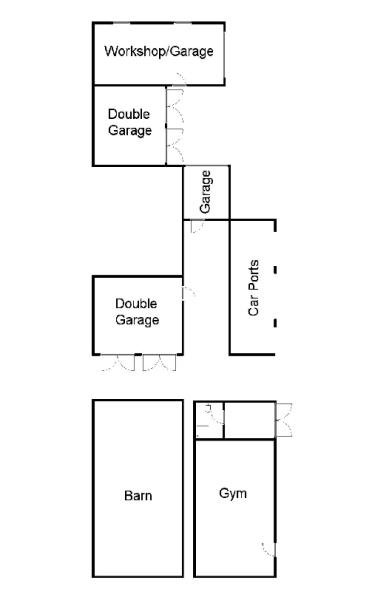 Outbuildings F/plan