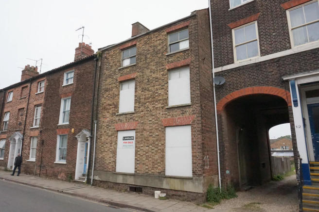 Land for sale in FRIARS AREA  HOUSE FOR RENOVATION or