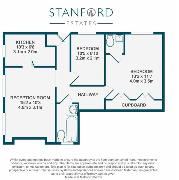 Ashbourne House, Lawrie Park Gardens - Floorplan