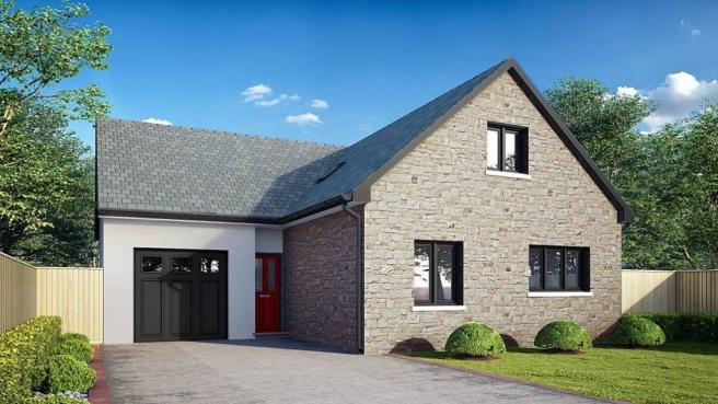 PLOT 11 PROPOSED HOUSE TYPE