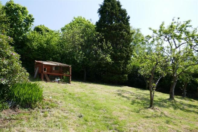 ORCHARD AND POULTRY ENCLOSURE