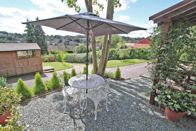 Cottage/Annex Garden