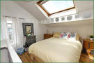 Attic Master Bedroom