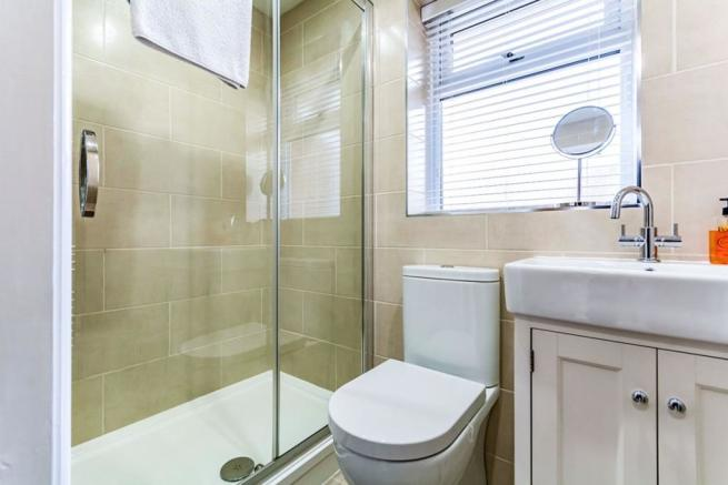 Downstairs Shower Room / WC