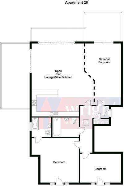 Apartment 26