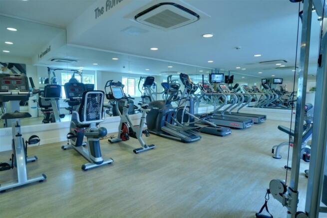 Parkwest Gym