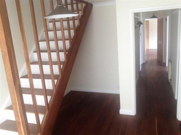 FIRST FLOOR, STAIRS/