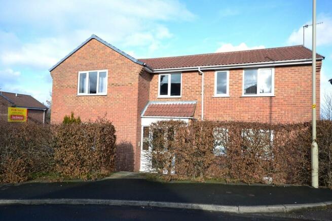 Studio flat for sale in Hildenley Close, Scarborough, North