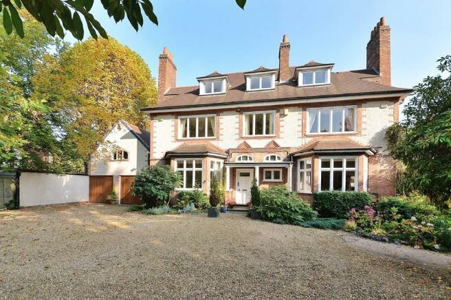 10 Bedroom Detached House For Sale In Farquhar Road Edgbaston B15