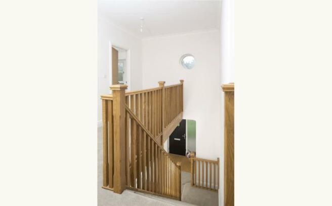 Plot 5 Staircase
