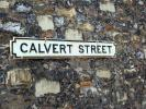 Calvert Street Sign
